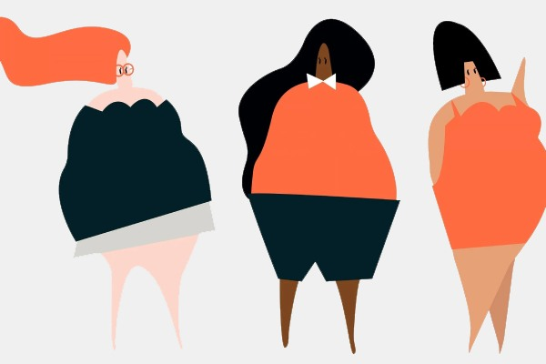 We don't eat much, but we can't lose weight. What to do when diets don't work.