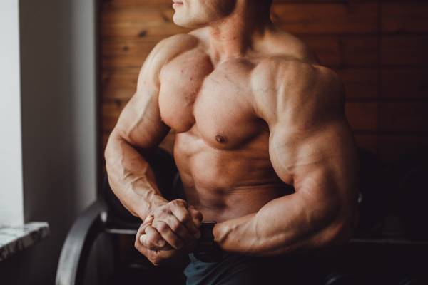 How to build muscles and recover fast. What to eat and drink. Research results