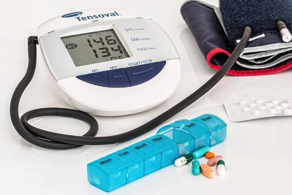 High blood pressure, how to treat without pills
